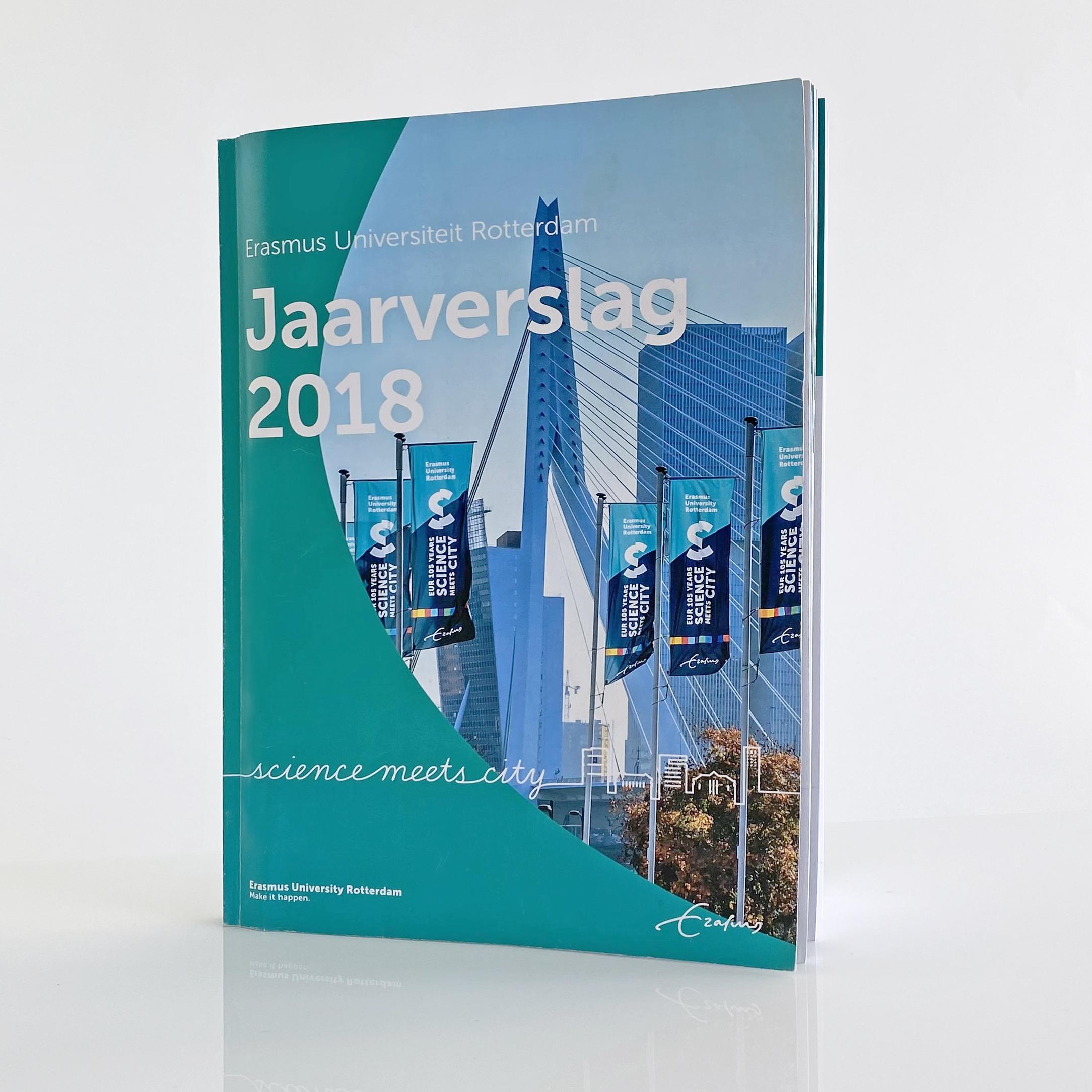 EUR jaarverslag 2018